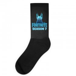 fortnite season 7 the ice king Socks | Artistshot