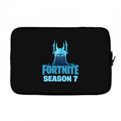 fortnite season 7 the ice king Laptop sleeve | Artistshot