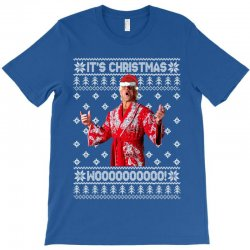 ric flair christmas ugly T-Shirt | Artistshot
