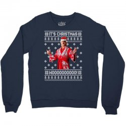 ric flair christmas ugly Crewneck Sweatshirt | Artistshot