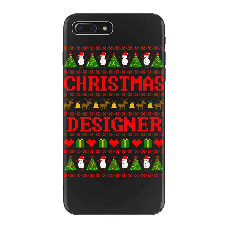 the best attitude 231d1 3c7e4 Christmas Designer Iphone 7 Plus Case. By Artistshot