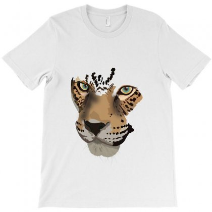 Jaguar T-shirt Designed By Benoyjustus