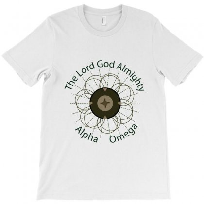 Almighty T-shirt Designed By Benoyjustus