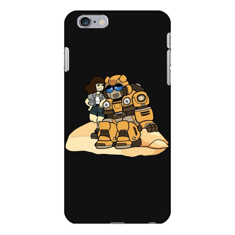 new arrival 8bee9 1d511 Bumblebee And Charlie Iphone 6 Plus/6s Plus Case. By Artistshot