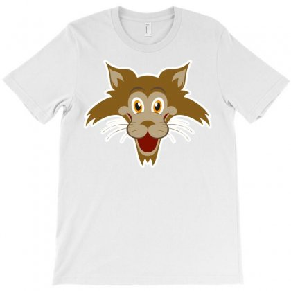 Cat Funny T-shirt Designed By Igun