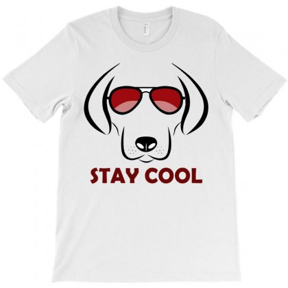 Stay Cool T-shirt Designed By Igun