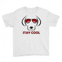 Stay Cool Youth Tee Designed By Igun