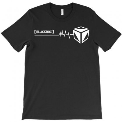 Black Box T-shirt Designed By Igun