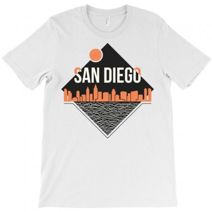 Sandiego T-shirt Designed By Igun