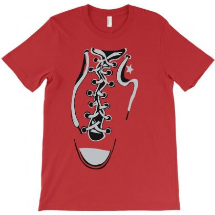 Shoes T-shirt Designed By Igun