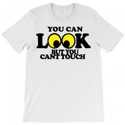 Look T-shirt Designed By Igun