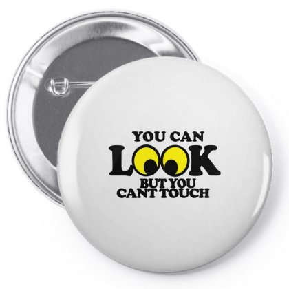 Look Pin-back Button Designed By Igun