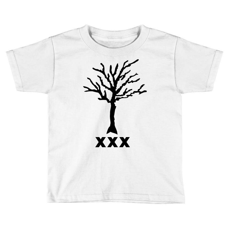 Xxxtentacion Tree For Light Toddler T-shirt  By Artistshot