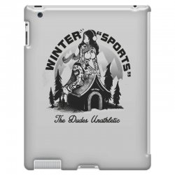 winter sports iPad 3 and 4 Case | Artistshot