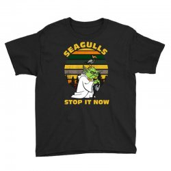 seagulls stop it now vintage shirt Youth Tee | Artistshot