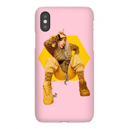 Billie Eilish Iphonex Case Designed By Zeynepu
