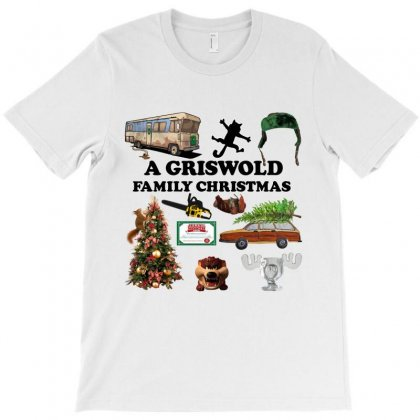 A Griswold Family Christmas T-shirt Designed By Sengul