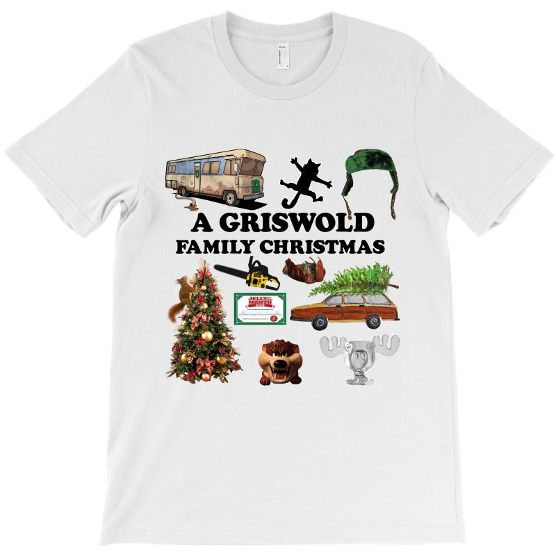 A Griswold Family Christmas T-shirt   Artistshot