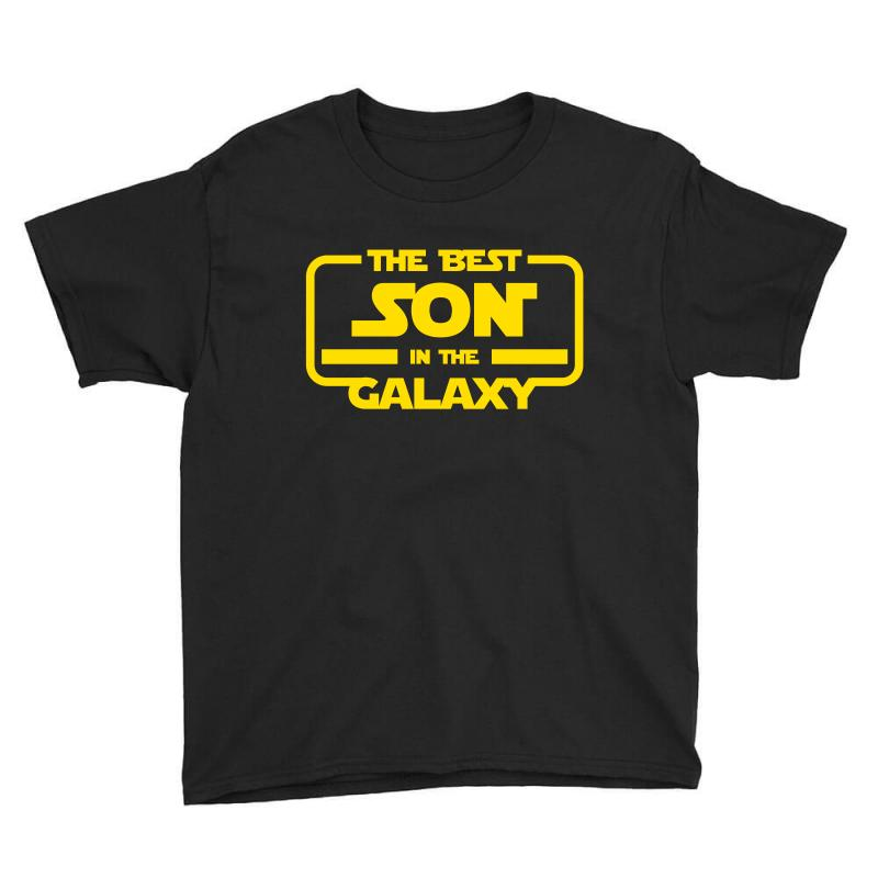 The Best Son In The Galaxy Youth Tee | Artistshot