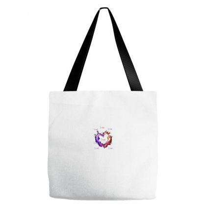 Love Day Shirt Tote Bags Designed By Ibrahem Hassaan