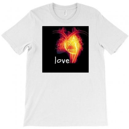 Love T-shirt Designed By Ibrahem Hassaan