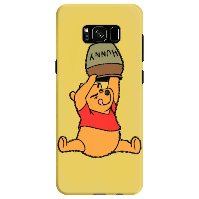 competitive price ab59d e3755 Winnie The Pooh Samsung Galaxy S8 Case. By Artistshot