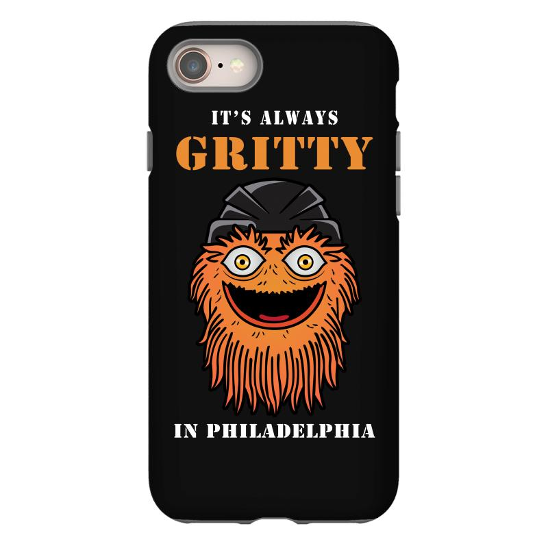 It's Always Gritty Iphone 8 Case | Artistshot