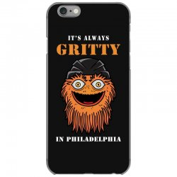 it's always gritty iPhone 6/6s Case | Artistshot
