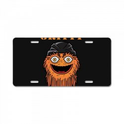 it's always gritty License Plate | Artistshot