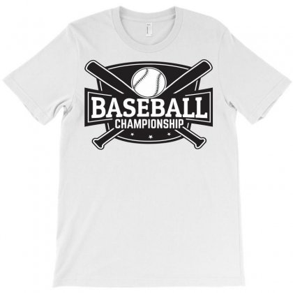 Baseball T-shirt Designed By Igun