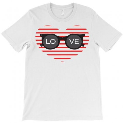 Love T-shirt Designed By Igun