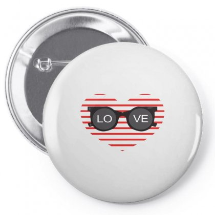 Love Pin-back Button Designed By Igun