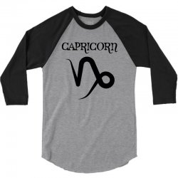 e15a51f69f0c Custom Capricorn Symbol For Light T-shirt By Sengul - Artistshot