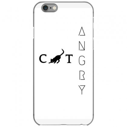 Cat Angry Iphone 6/6s Case Designed By Thewedad