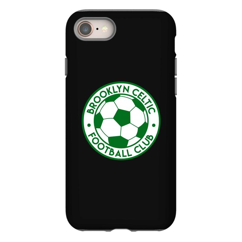 wholesale dealer 153d4 14a91 Brooklyn Celtic Fc Iphone 8 Case. By Artistshot