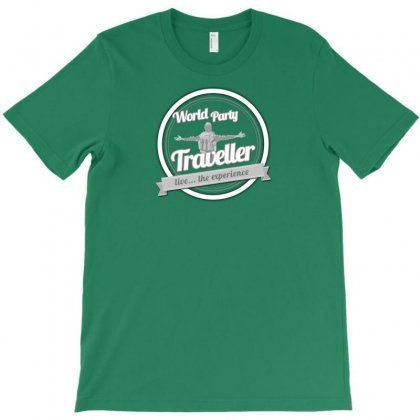 Logo Traveller 1000x1000px T-shirt Designed By Superd365
