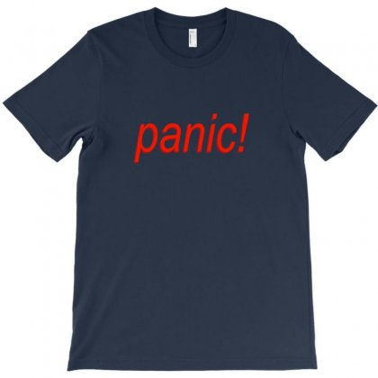 Panic At The Disco T-shirt Designed By Defit89