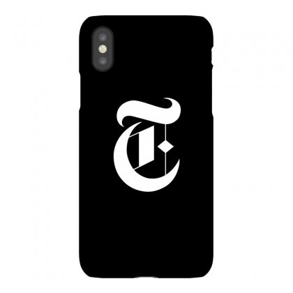 New York Times Iphonex Case Designed By Defit89