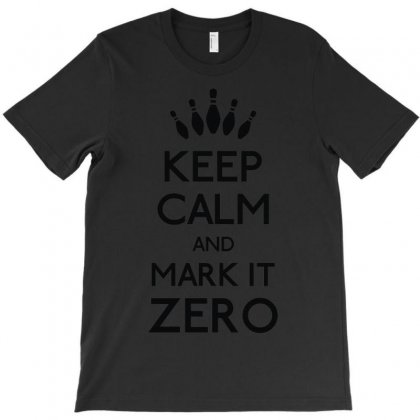 Mark It Zero T-shirt Designed By Irp4n