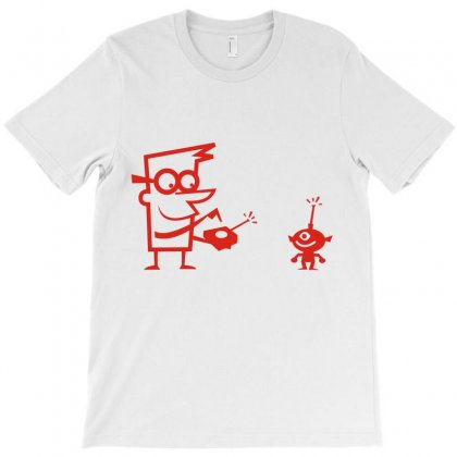 Robot Control T-shirt Designed By Irp4n
