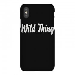 wild thing iPhoneX Case | Artistshot