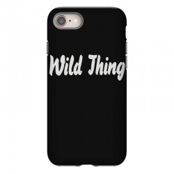 wild thing iPhone 8 Case | Artistshot
