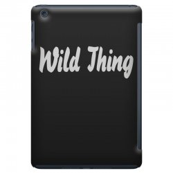 wild thing iPad Mini Case | Artistshot