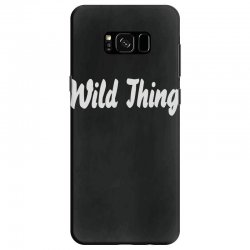 wild thing Samsung Galaxy S8 Case | Artistshot