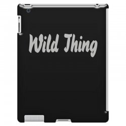 wild thing iPad 3 and 4 Case | Artistshot