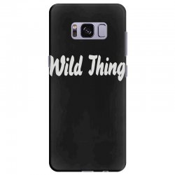wild thing Samsung Galaxy S8 Plus Case | Artistshot