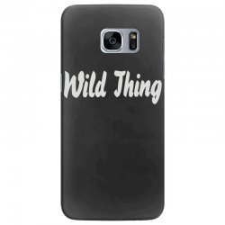 wild thing Samsung Galaxy S7 Edge Case | Artistshot