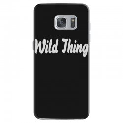 wild thing Samsung Galaxy S7 Case | Artistshot
