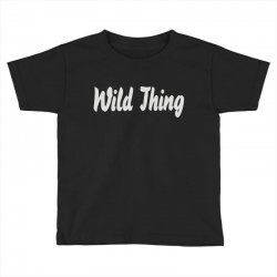wild thing Toddler T-shirt | Artistshot