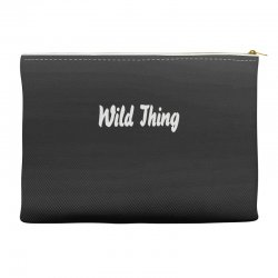 wild thing Accessory Pouches | Artistshot